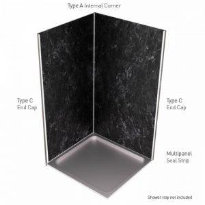Multipanel Bathroom Kits